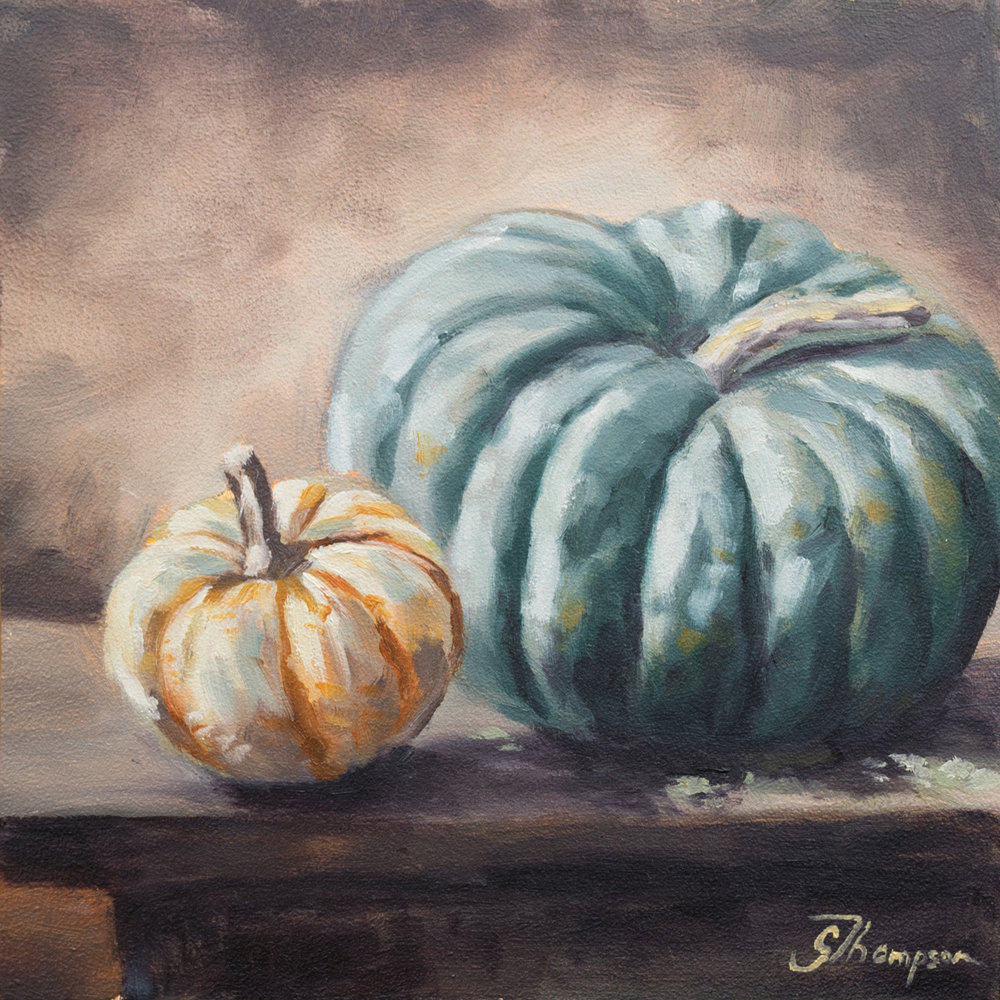 Left Handed Pumpkins - FOR SALE $180