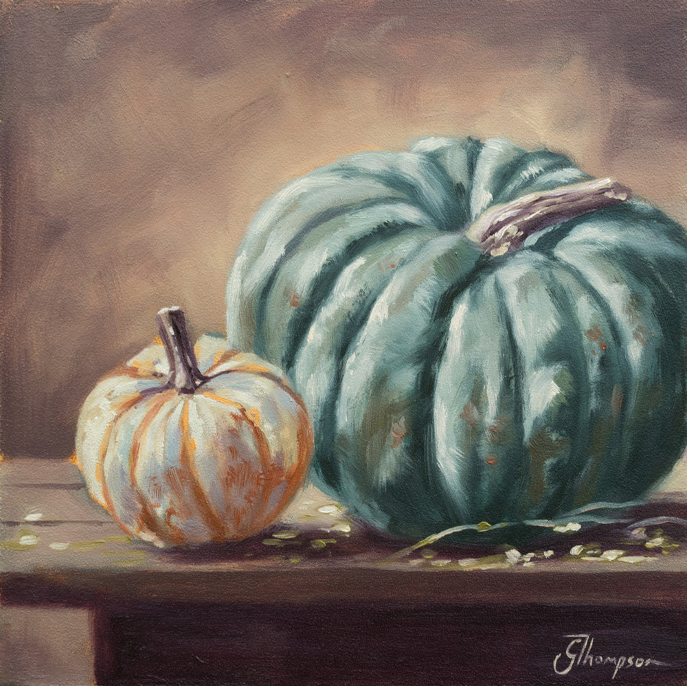 Right Handed Pumpkins  - FOR SALE $180