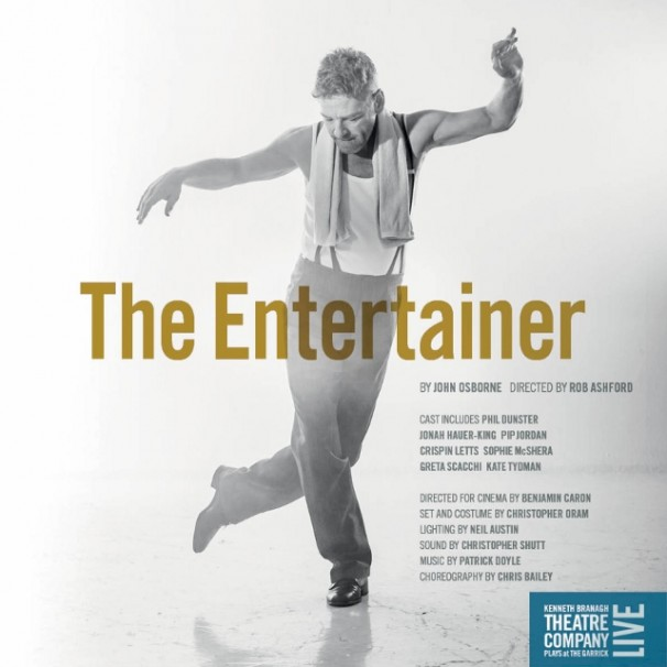 The Entertainer - live streaming from RSC