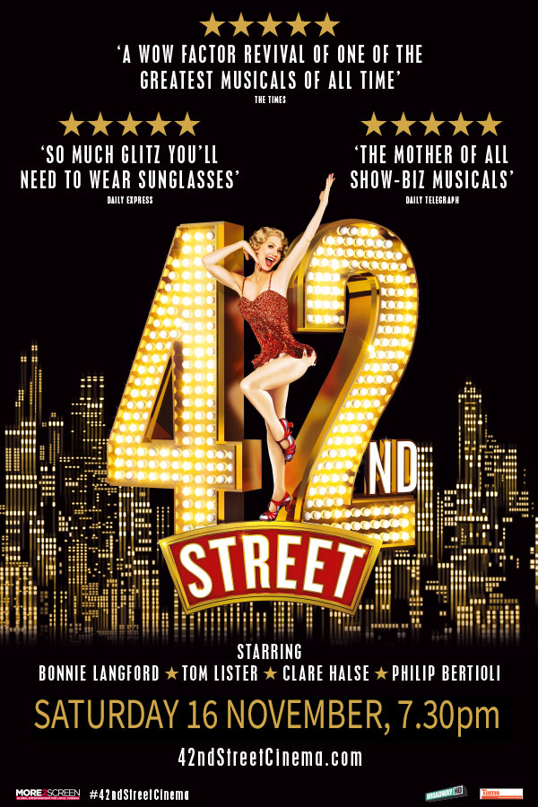 42nd Street: The Musical (2019)