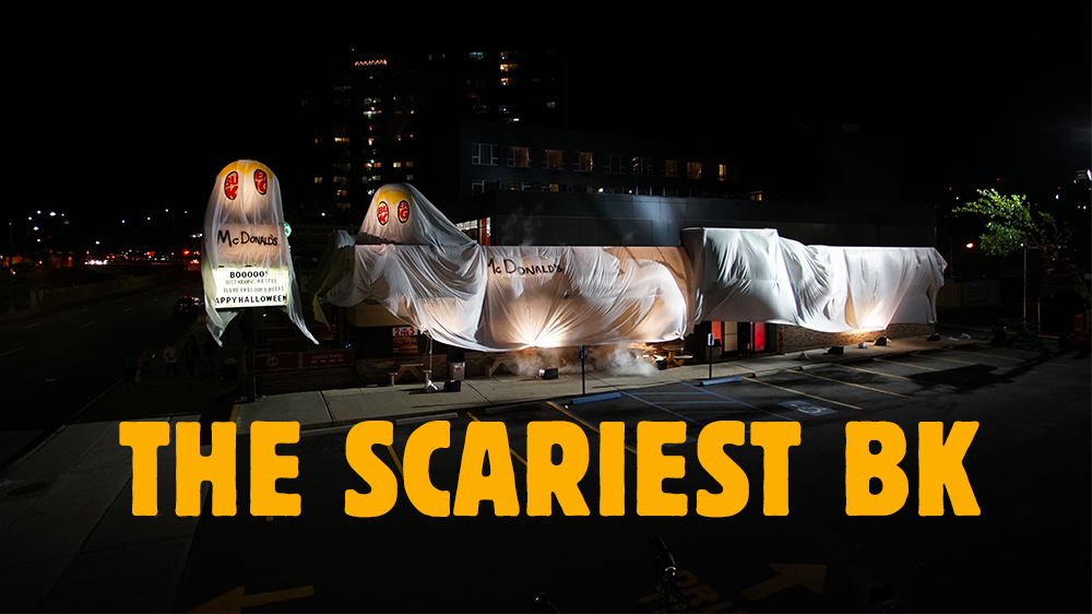 BURGER KING THE SCARIEST BK