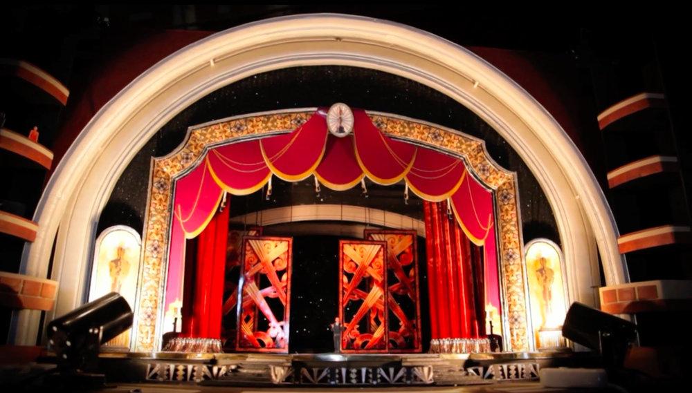 swarovski  kodak theatre