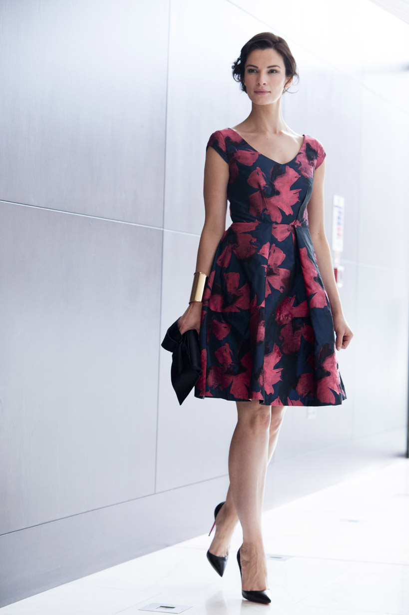 Christy Dress Pink Taffeta AW14 (1).jpg