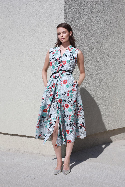 Isabella Dress in Flower Print €297.00