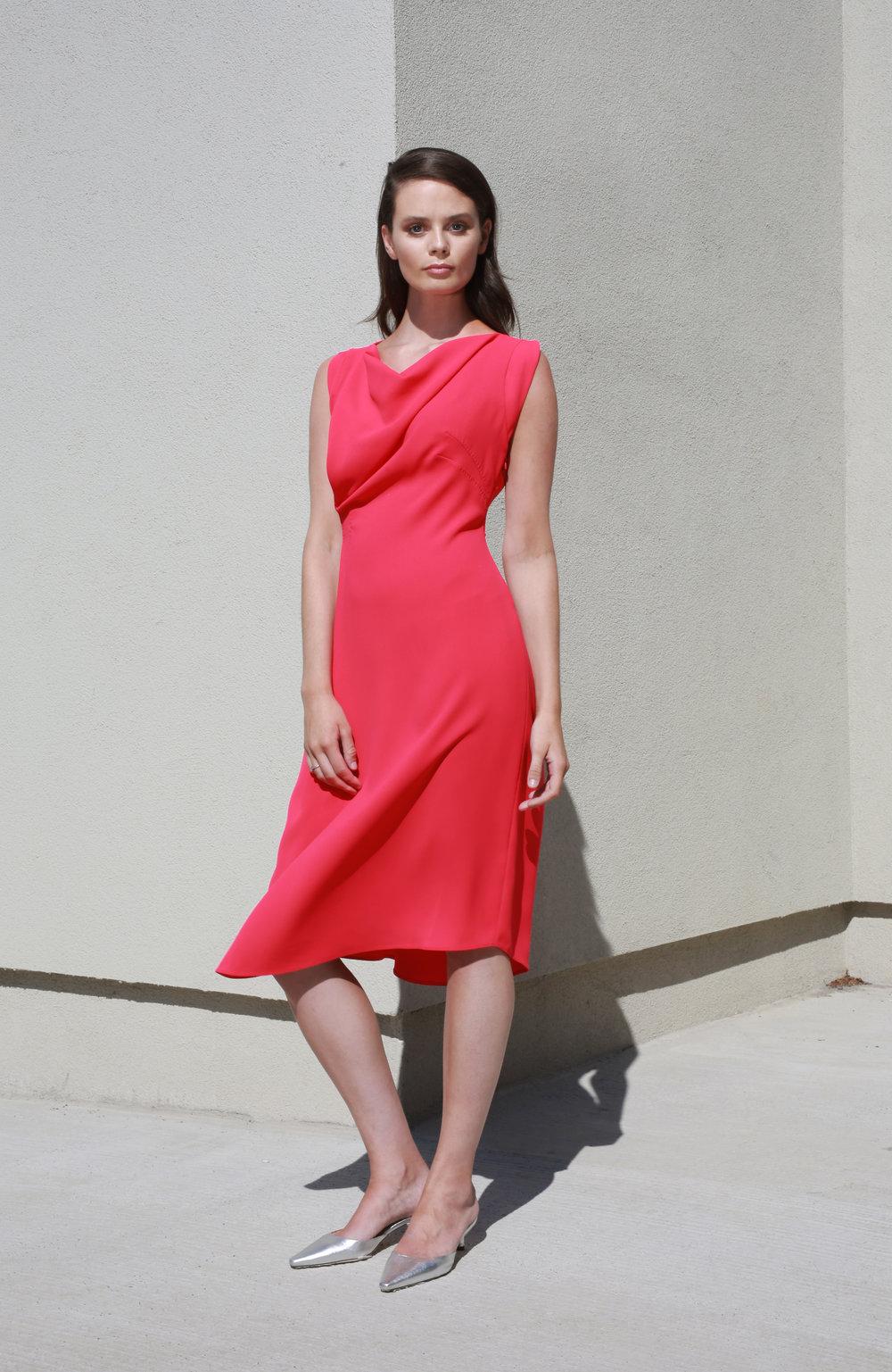 Josie Dress in pink €256.00