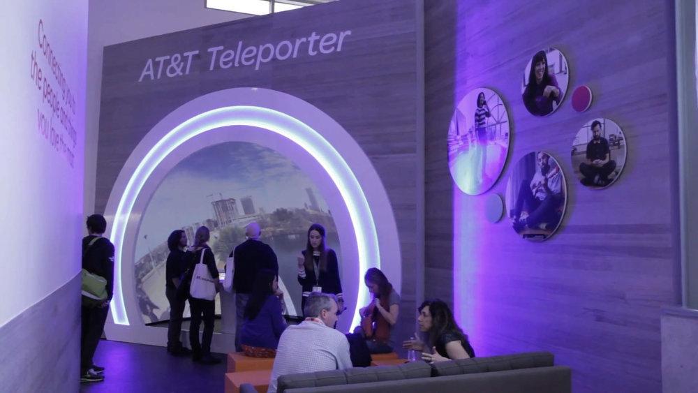 SXSW Teleporter Lounge