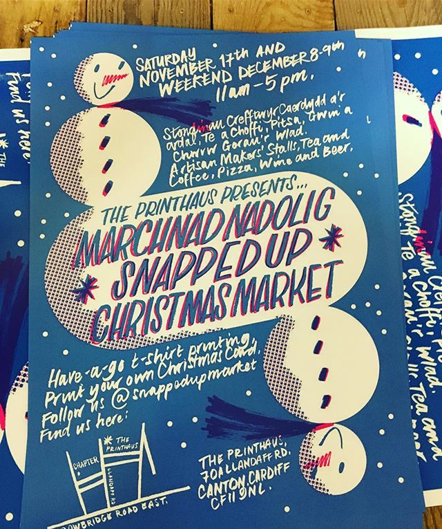 This Saturday is part 1 of our Christmas @snappedupmarket. I'll be opening up my studio doors, so pop in and say hello. Xx