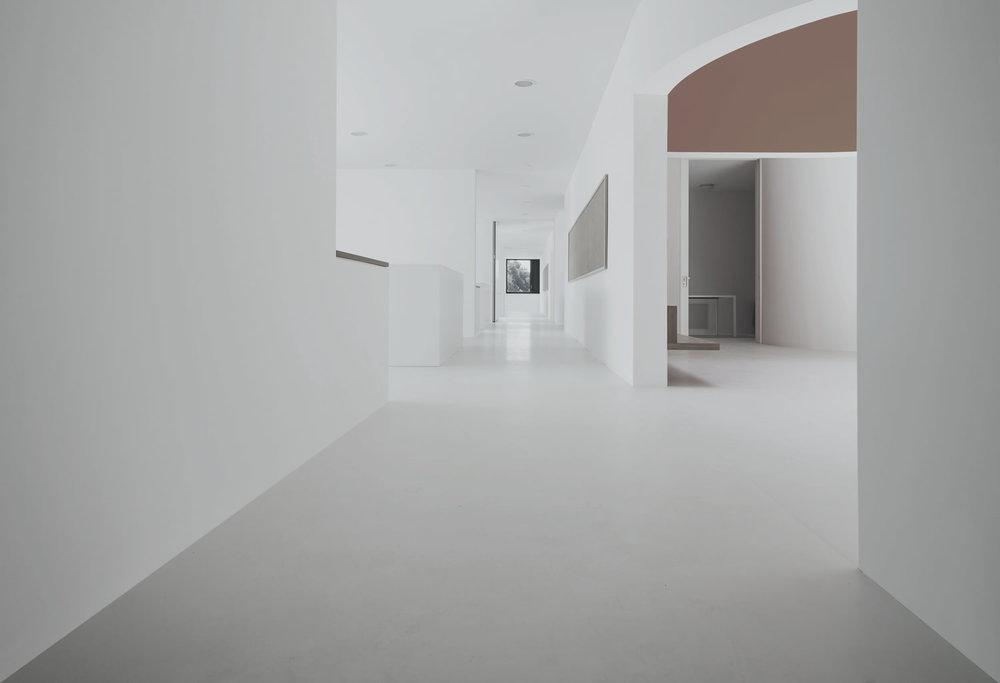 Binnenmuren & vloer reflectie