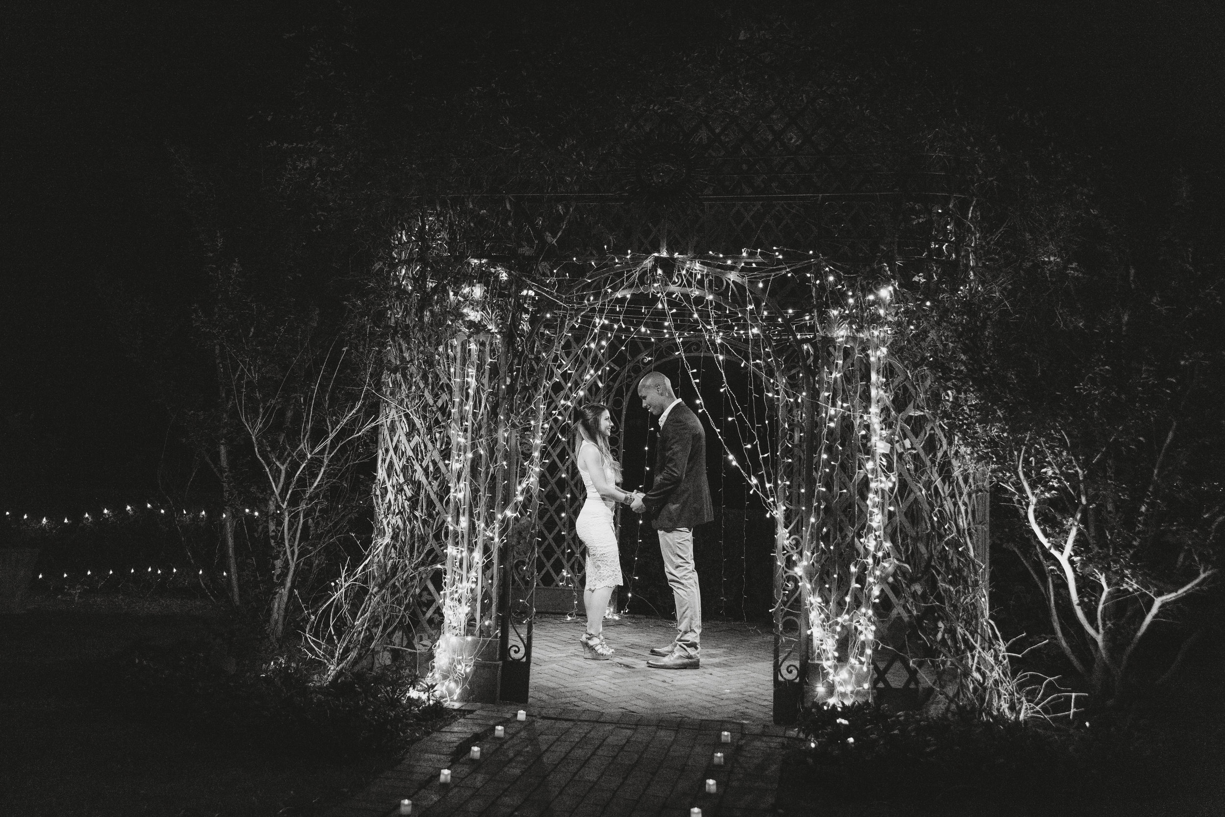 Highlawn Pavilion Engagement