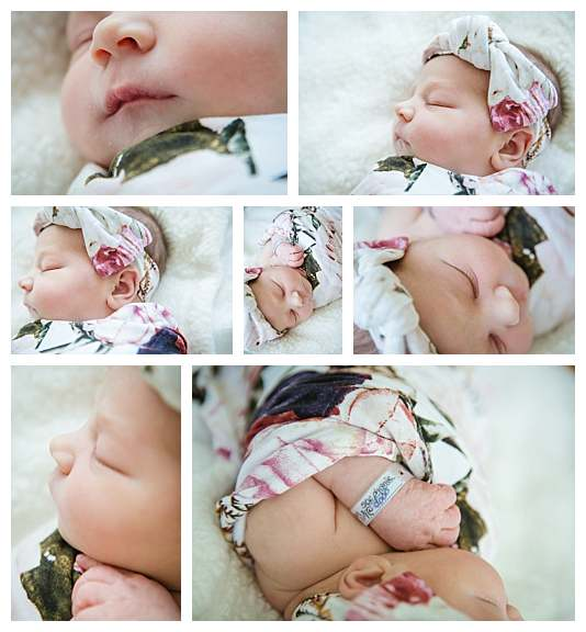 baby girl details
