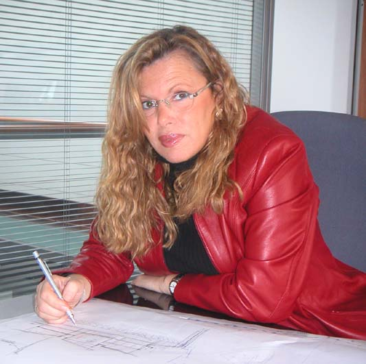 Maribel Correa Arquitecta - codirectora