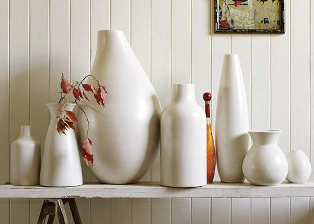 West Elm Flint and Kent Alex Bates Lifestyle Brand Consultant Joseph deLeo modern ceramics image