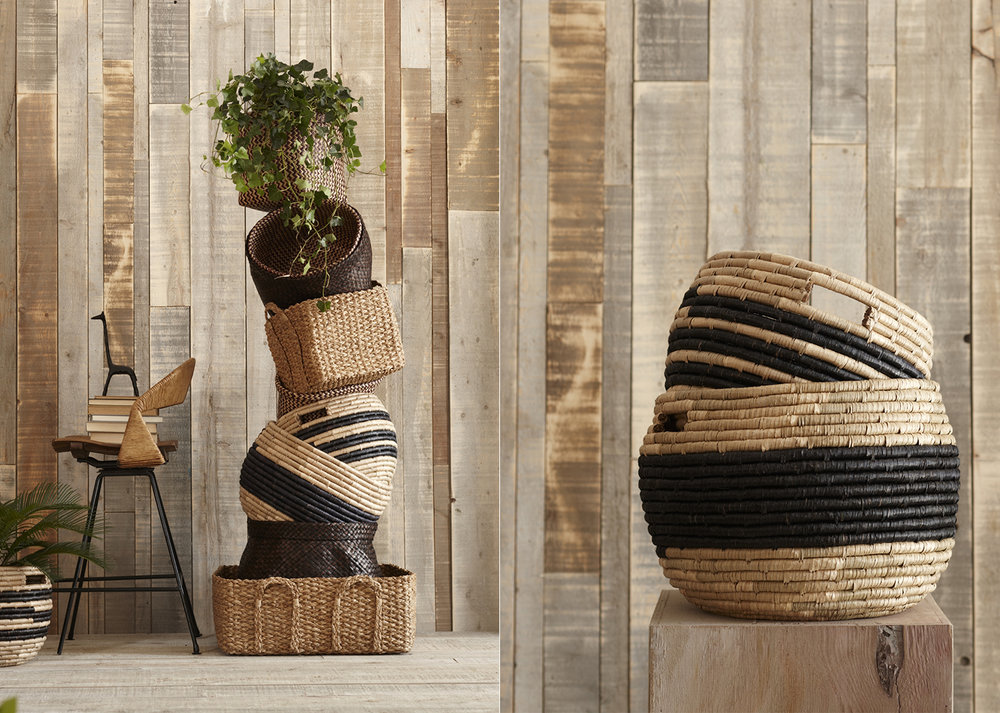 West Elm Flint and Kent Alex Bates Artisan Sourcing  sustainable design image