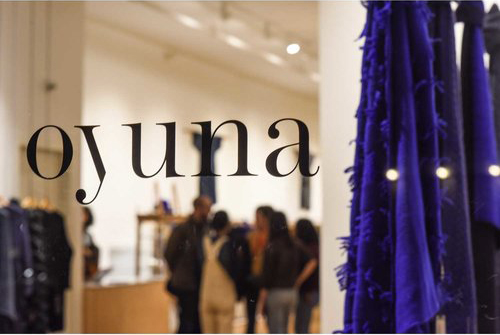 OYUNA x 180 THE STORE 5/15