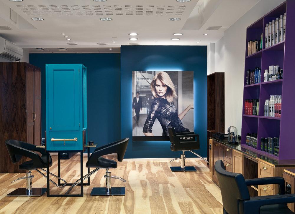 Larsson & Lange — Flagship Store