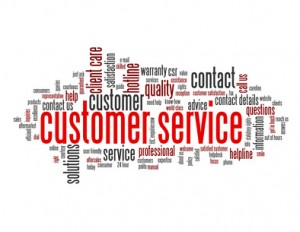 """""""CUSTOMER SERVICE"""" Tag Cloud (hotline contact details us button)"""