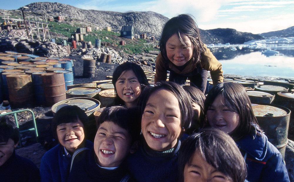 1979: Upernavik, Grønland
