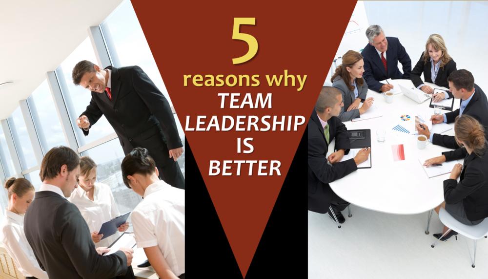 5 Reasons Why image