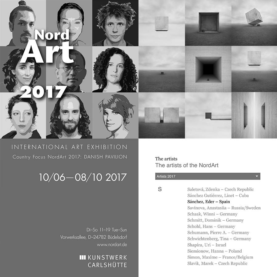 NordARt 2017 eder sanchez artist art exhibition germany.jpg