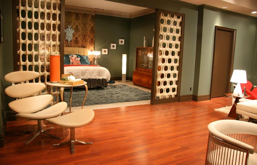 Georgina's Hotel Room