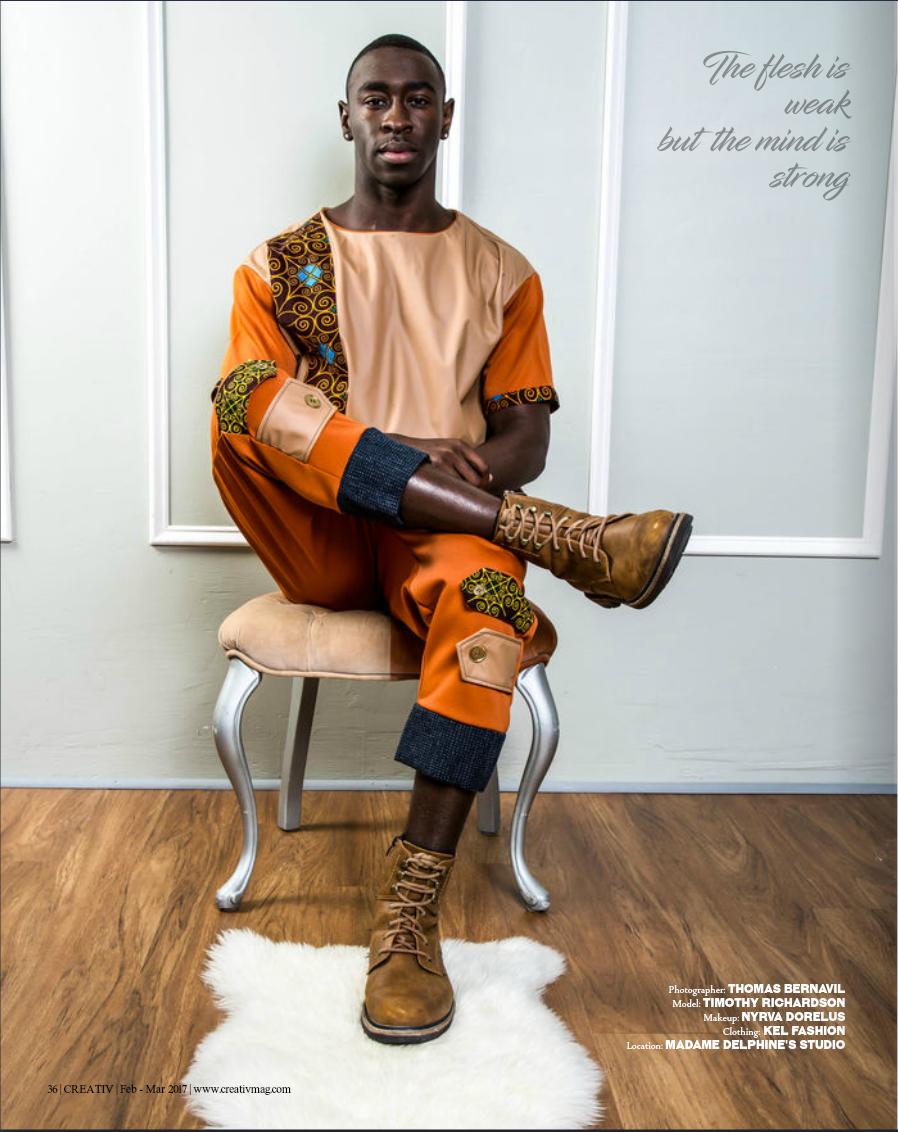 Creativ Magazine Editorial