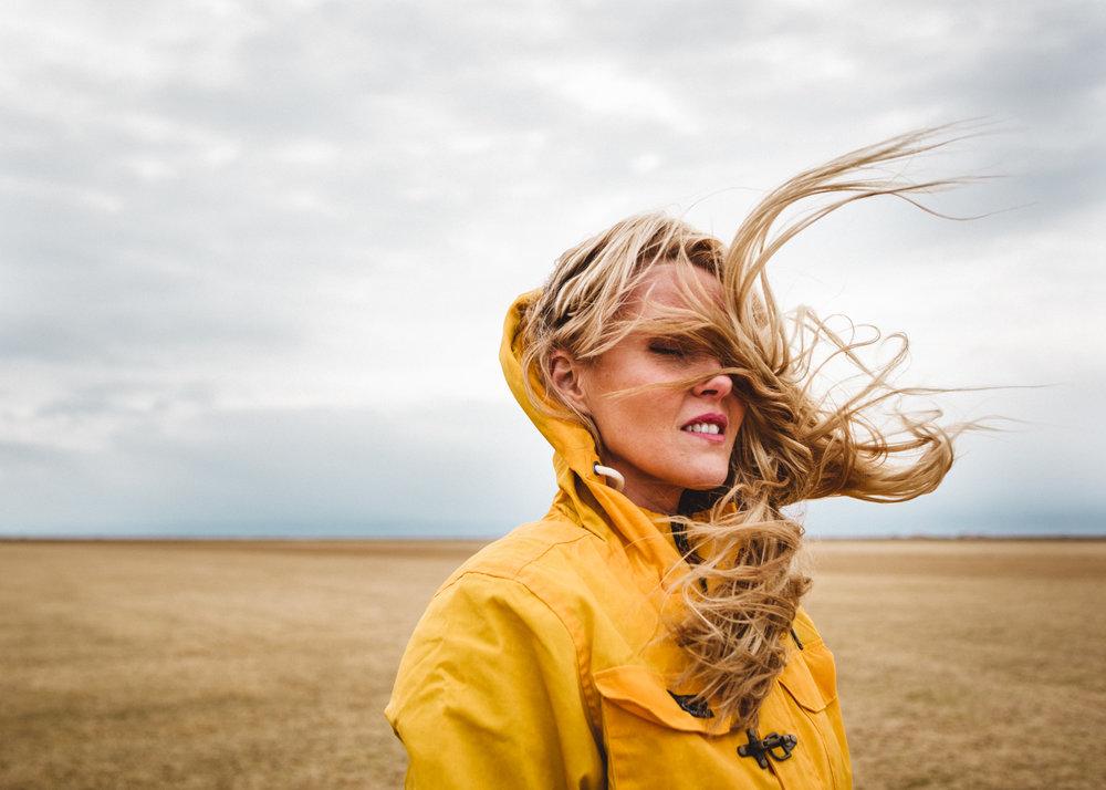 Windy.