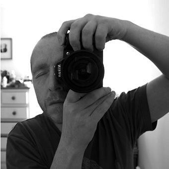 I know, I'm holding a camera rather than a pencil :)