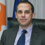 Minister Mr Marios Demetriades Ministry of Transport, Communications and Works, Republic of Cypru