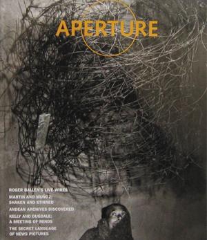 Aperture magazine 173 Walter Martin Paloma Muñoz