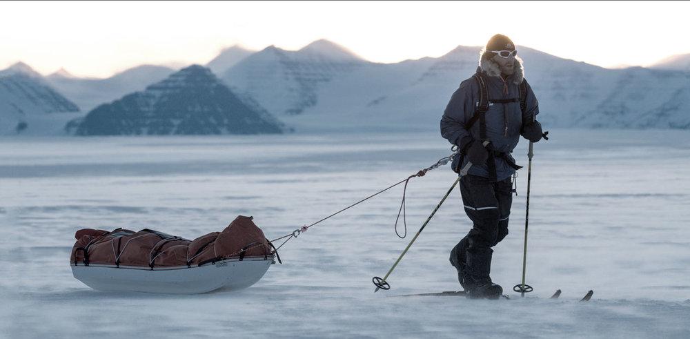 """"""" Polar"""" Ben Saunders, Polar Explorer"""