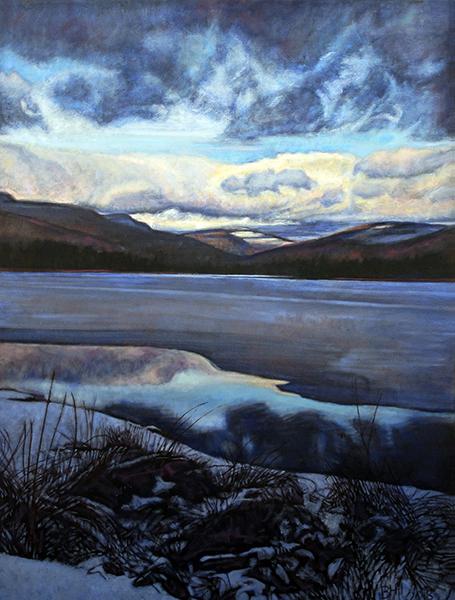 Cooper Lake Light