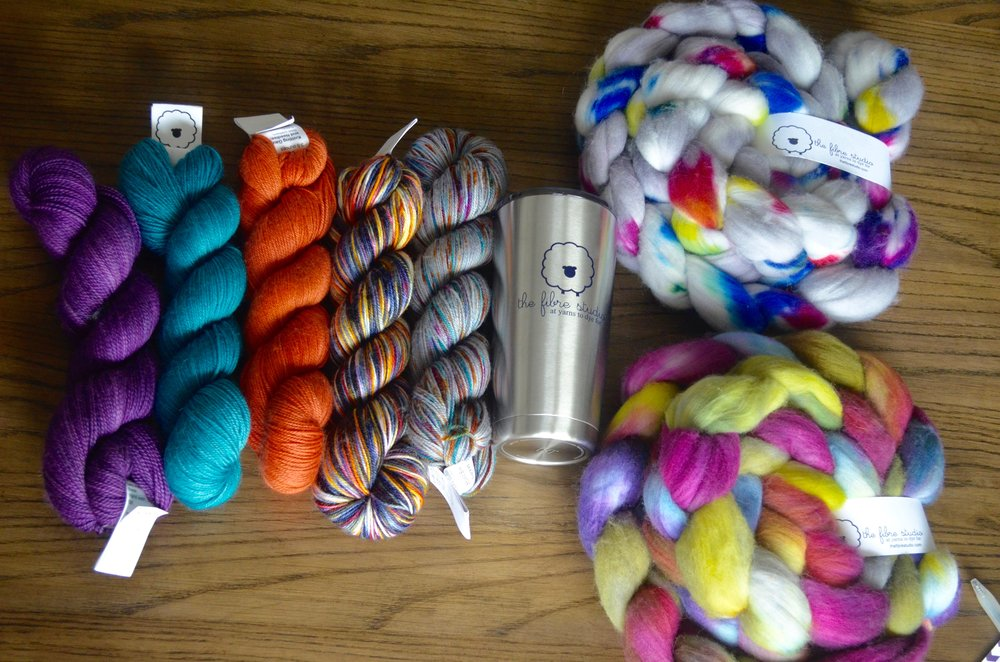 Fibre Studio Haul