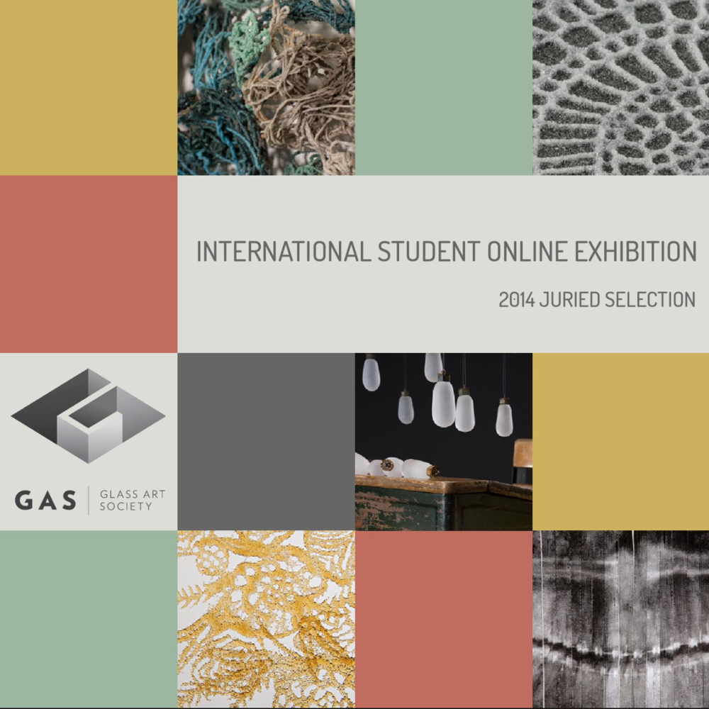 GAS STUDENT ONLINE EXHIBITION CATALOGUE