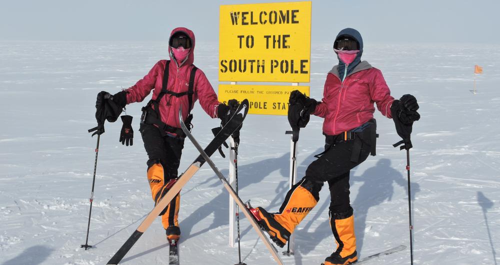 Armadillo Merino Champions Tashi and Nungshi Malik, Passionate Mountaineers and Guinness World Record Holders