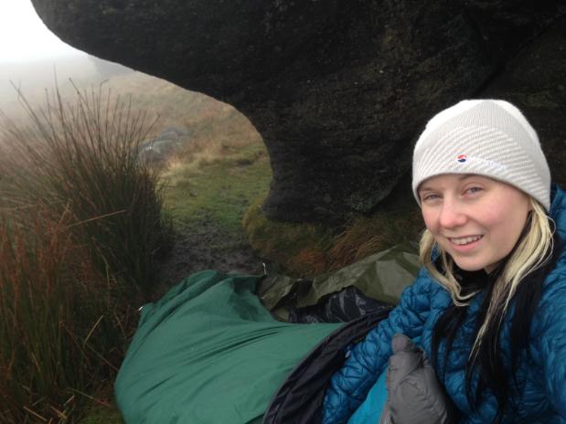 Phoebe Smith, Author of Extreme Sleeps and Editor of Wanderlust Magazine