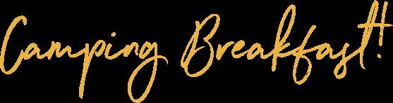 Lilly Wild Breakfast