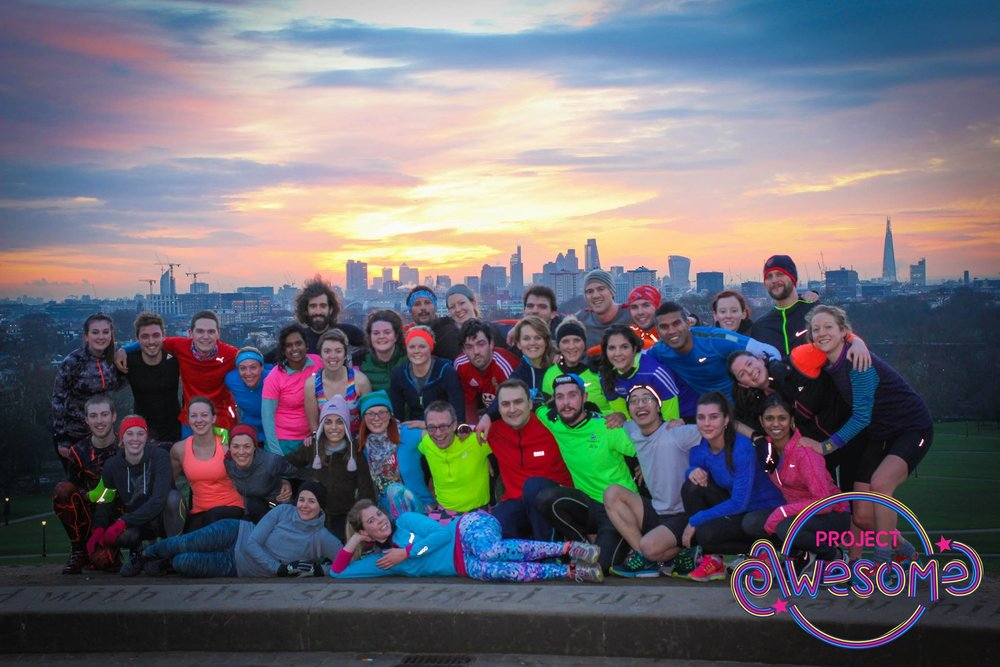 Project Awesome, Primrose Hill, London