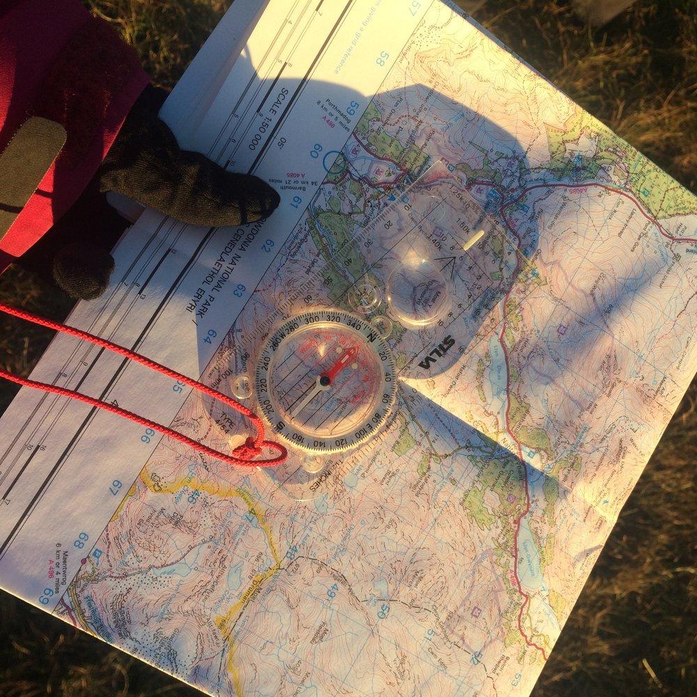 Lilly Wild Maps