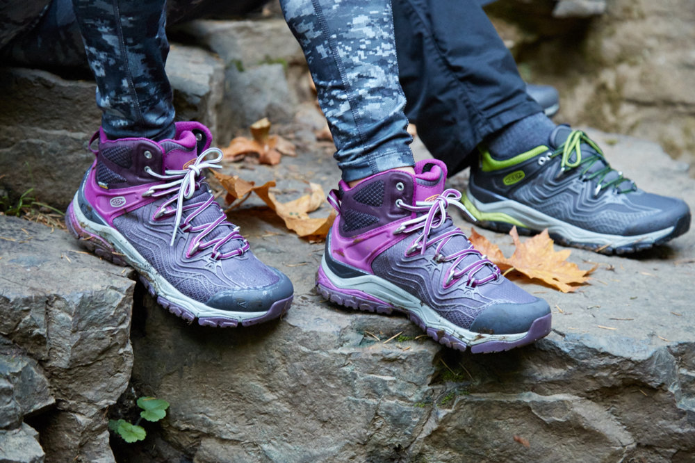 KEEN Footwear's Alphex Waterproof Boot