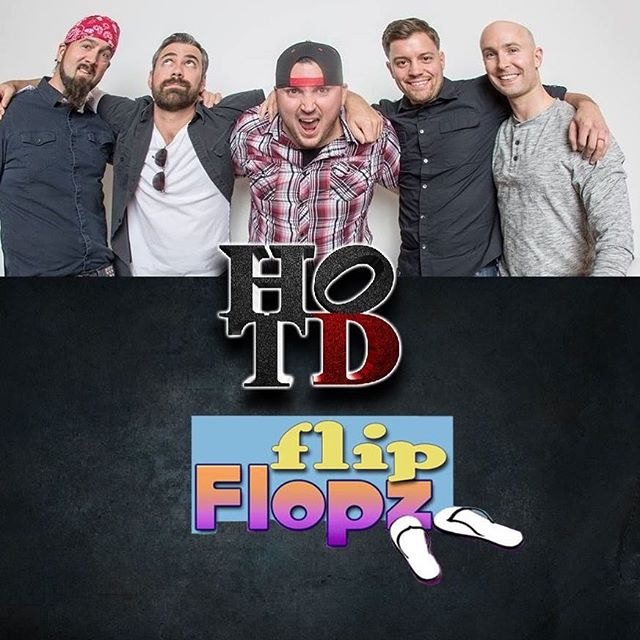 Boom!  Tomorrow Night,  @flipflopznw and Wildwood... we're coming for ya!  Come party with us!  #hotd #hotdrocks #dance #party #danceparty #rocknroll #hiphop #liveband #livemusic #coverband #wildwood #northwildwood #jersey #jerseyshore #downtheshore