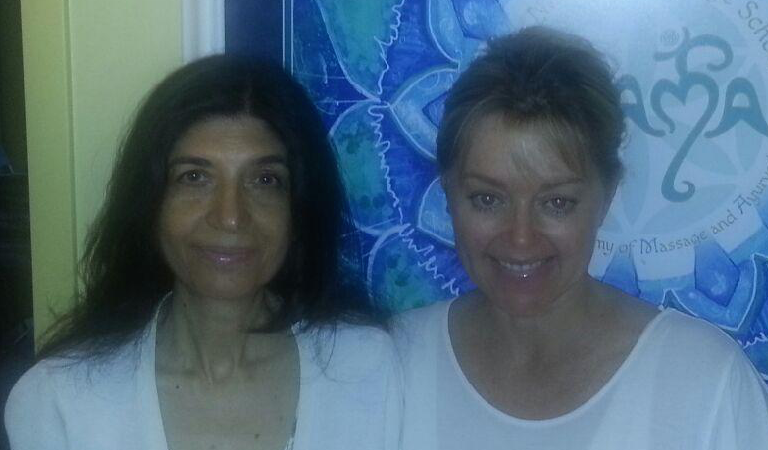 Dr. Munira and Karyn (Owner)