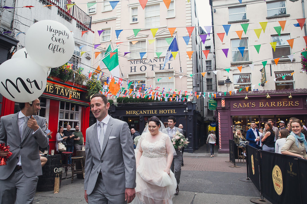 Dublin City Wedding by Stargaze Photography