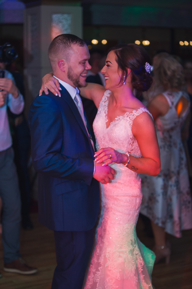 Vienna Woods Hotel Glanmire Co Cork. First Dance