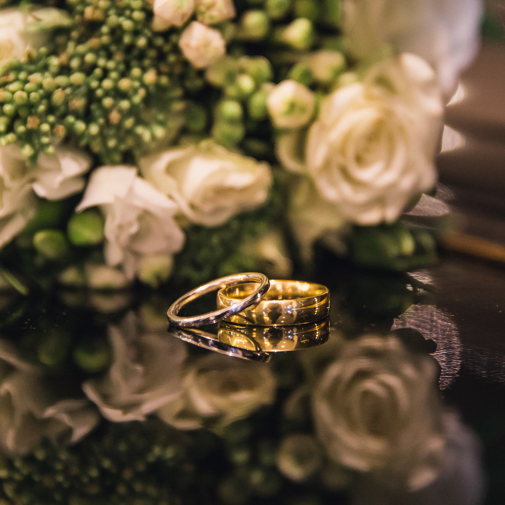 Michelle & David Radisson Blu hotel & Spa Limerick Wedding reception 4.8.2018. The Wedding Rings