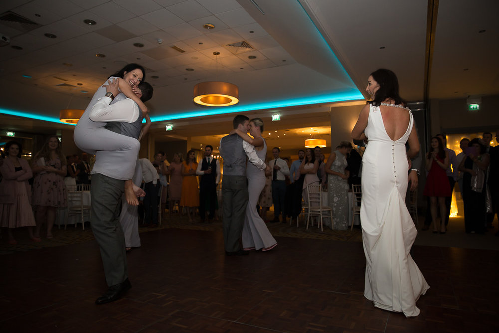 IMG_3107.jpgMichelle & David Radisson Blu hotel & Spa Limerick Wedding reception 4.8.2018. The first dance as husband and wife