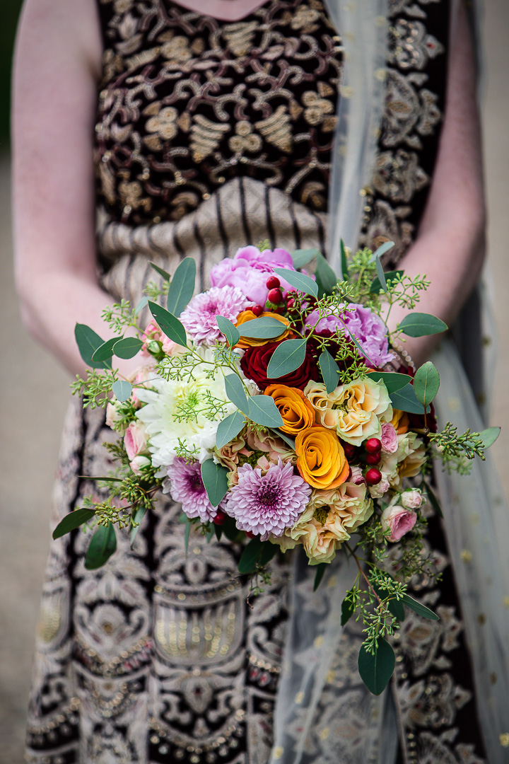 Palmerstown House Wedding by Stargaze Photography, Daragh McCann Photography. Flower Bouquet.