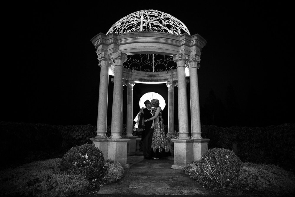 Palmerstown House Wedding by Stargaze Photography, Daragh McCann Photography. Night time photography