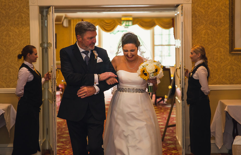 Finnstown Castle Wedding by Stargaze Photography