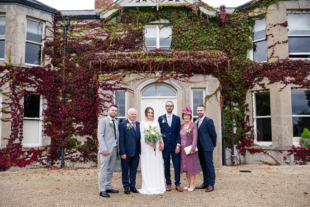 Michelle & David Photos taken at the boat house University Limerick.