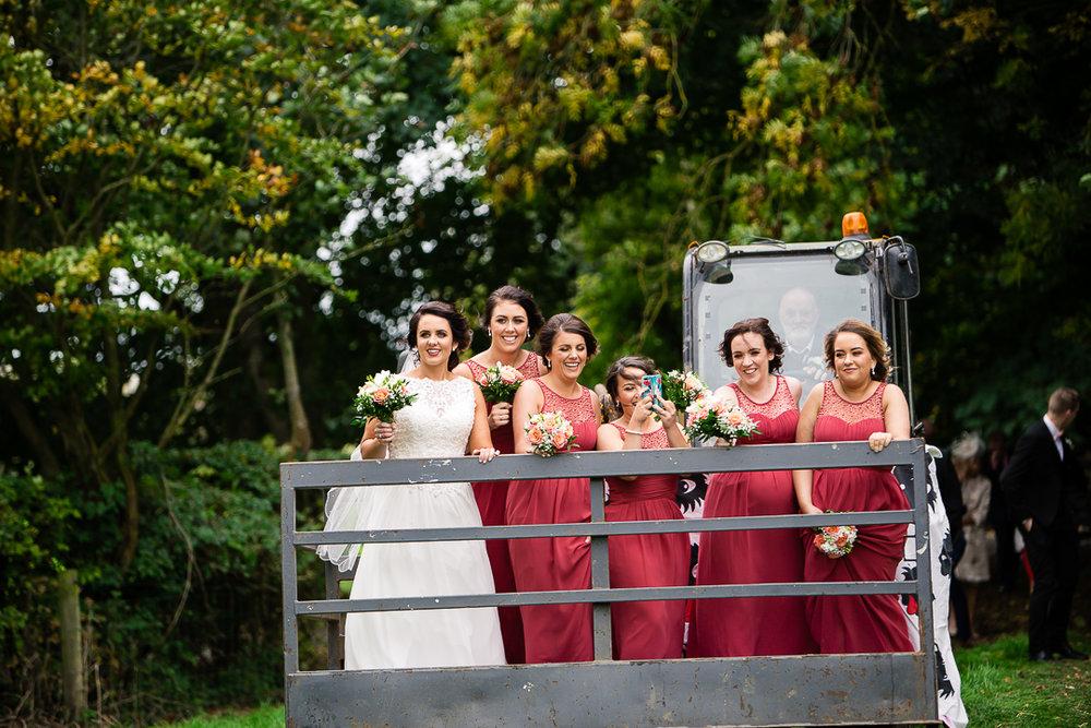 Mark & Michelle Kilkenny wedding by Stargaze Photography